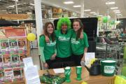 Staff at store in St Albans raise more than £200 for cancer charity